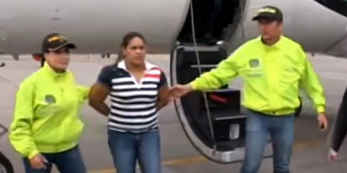 Beatriz Isabel Castro Pérez está detenida desde septiembre del 2015.