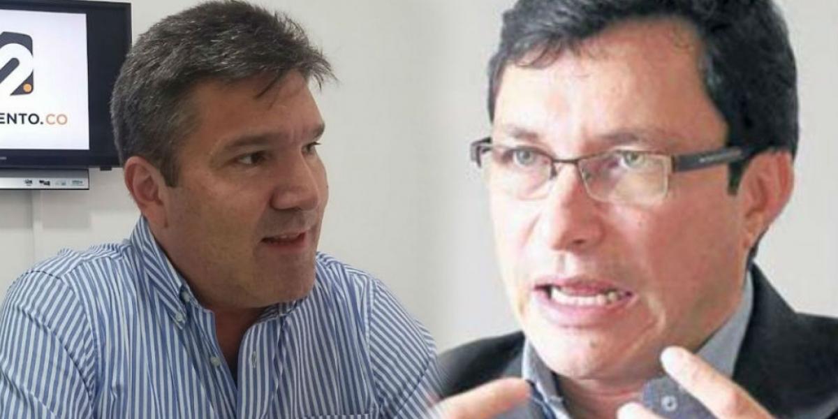 Eduardo Díaz Granados evidenció el tema con un 'tuiterazo' en su cuenta.