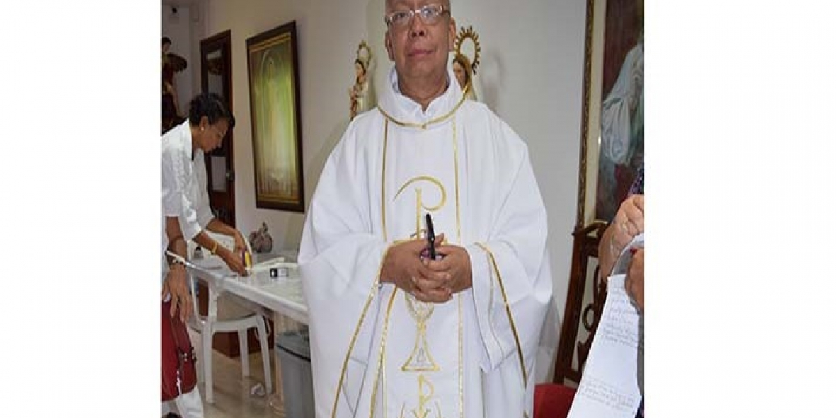 Padre, Wilman Fernández.