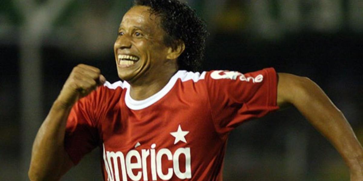 Anthony 'Pipa' De Ávila, exjugador América de Cali.