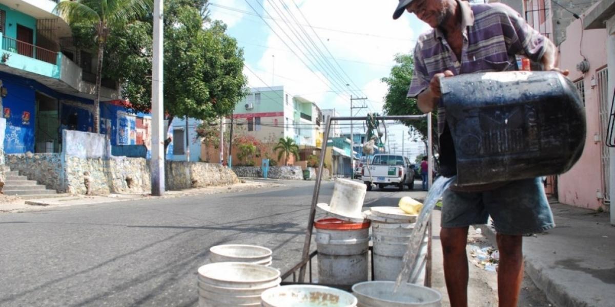 Estudios para acueducto de Santa Marta avanzan en un 80%.