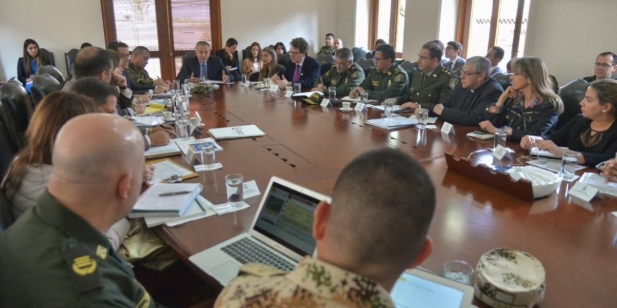 El general Naranjo es delegado por el Presidente de la República para ser el coordinador institucional de la visita del Santo Padre a Colombia.