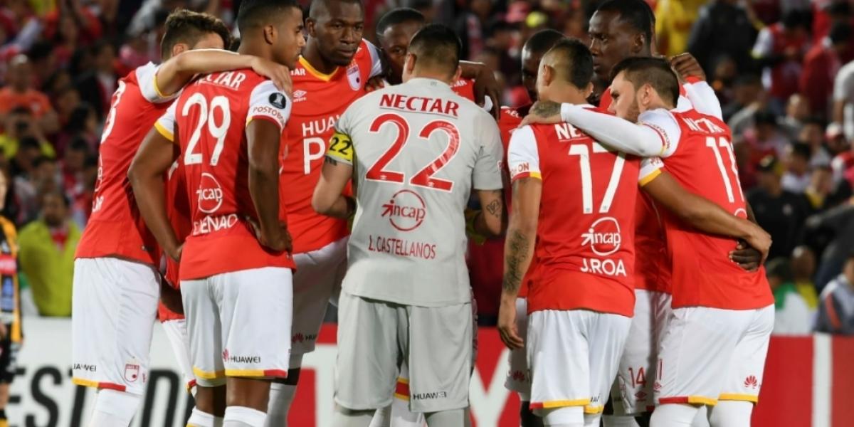 Una fiesta tienen en serio lío judicial a los jugadores y directivos del Independiente Santa Fe.