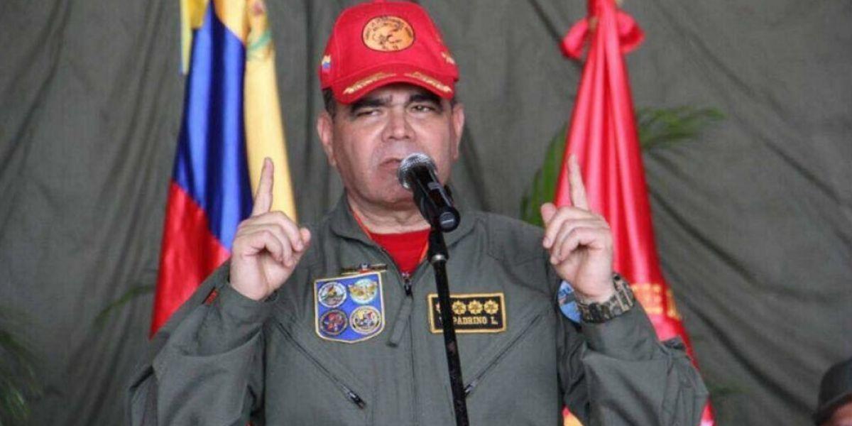 Ministro de Defensa de Venezuela