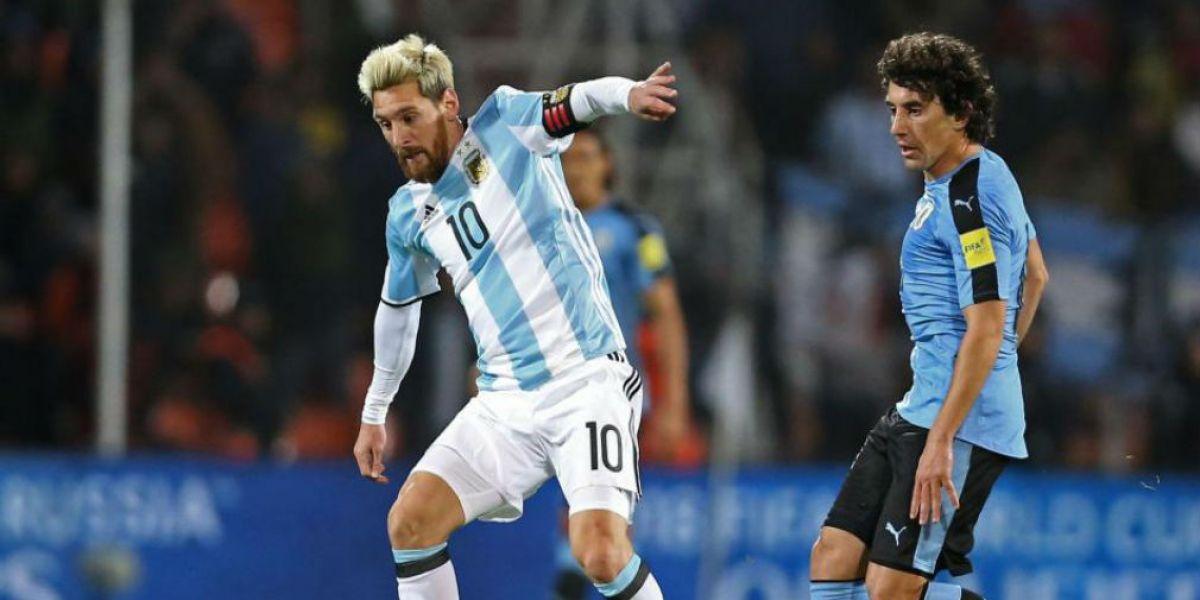 Uruguay y Argentina presentarán su candidatura al Mundial 2030.