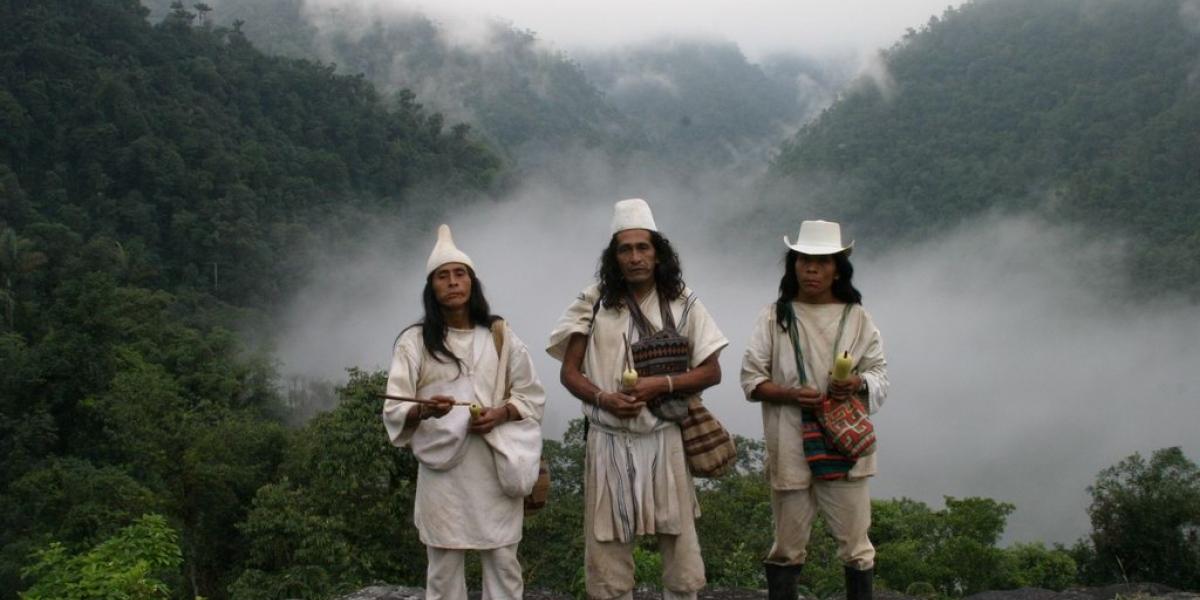 Grupos indigenas Sierra Nevada de Santa Marta