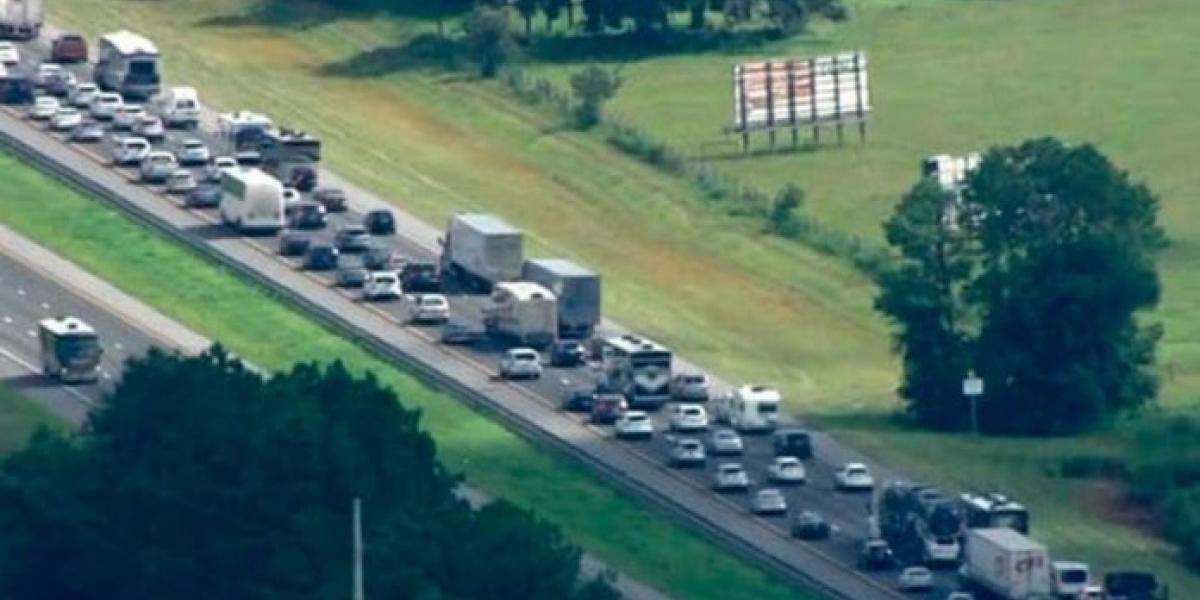 Evacuación Florida