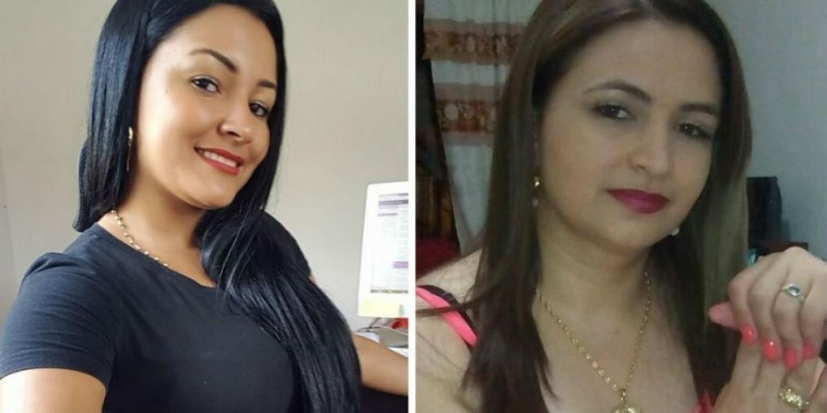 Yaneth Torcedilla Vásquez y Glady Gallego Obando, víctimas de cirugías estéticas