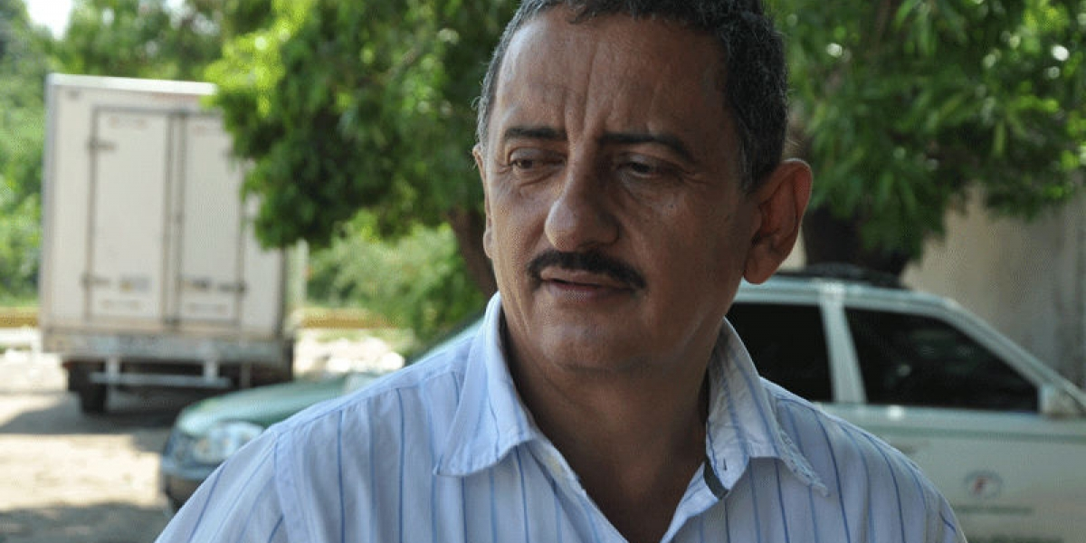 Omar Maestre Vélez fue sancionado por la Procuraduría.
