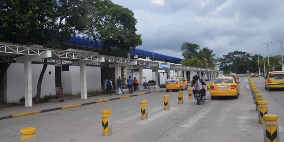 Terminal de Santa Marta
