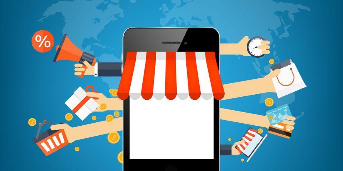 El comercio electrónico es una de las cotidianidades online de hoy en día.