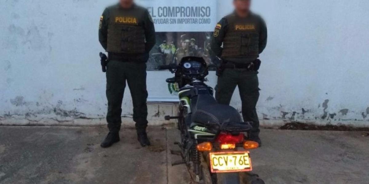 La Policía desplegó operativos para recuperar vehículos en varios municipios del Magdalena.