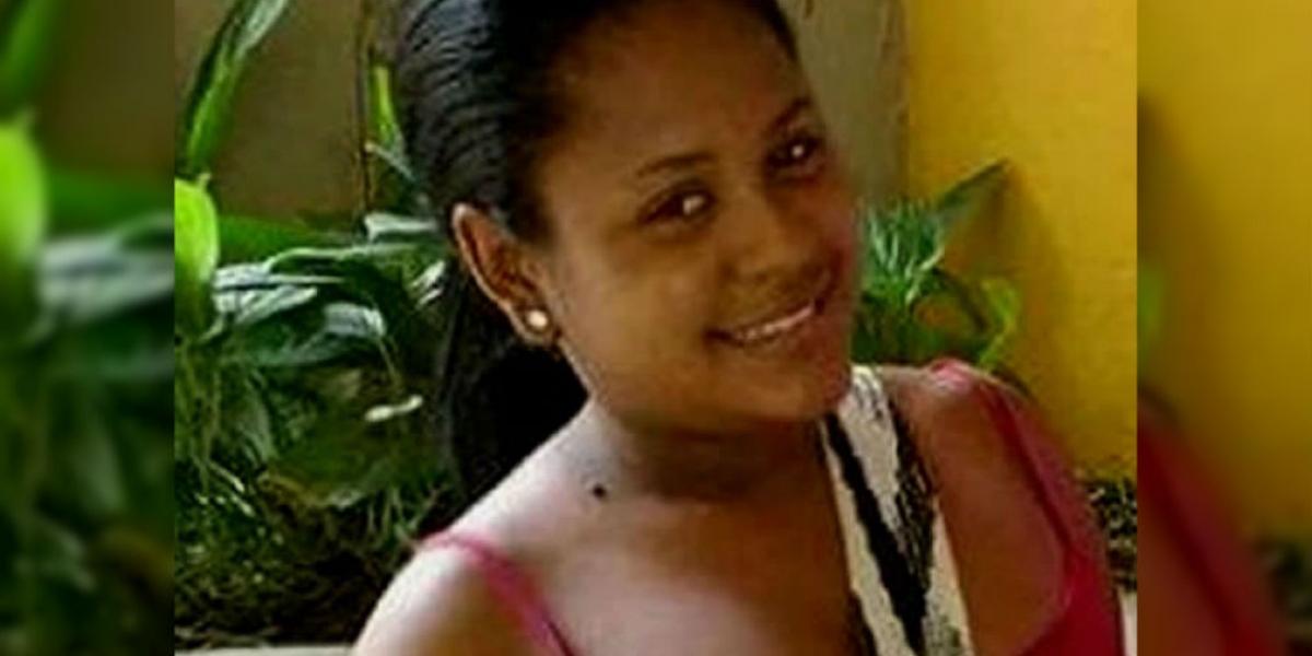 Yuleicy Luz Olave Del Toro, asesinada por su exmarido.