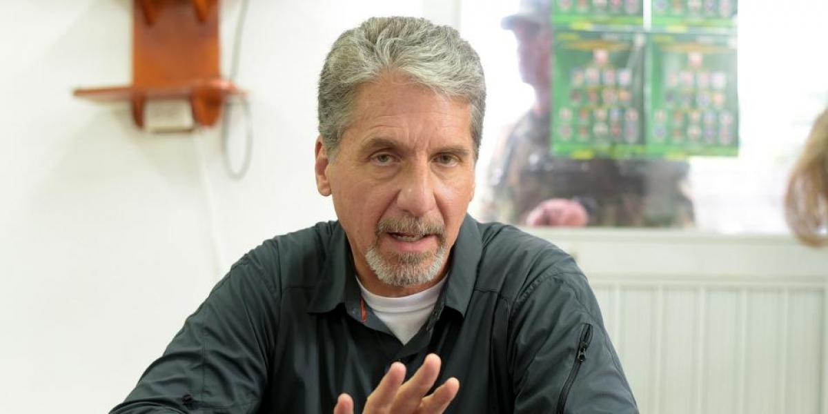Kevin Whitaker viajó por primera vez a Santa Marta para consolidar el apoyo a los diferentes proyectos que la embajada está desarrollando en esta región.