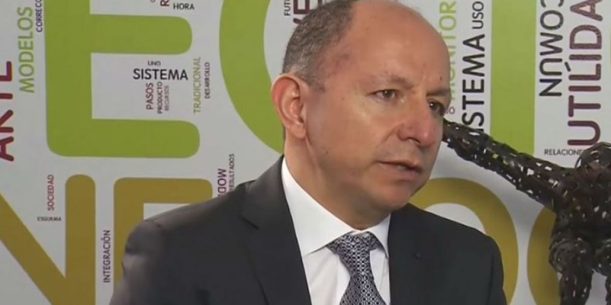 Néstor Orlando Arenas, presidente Medimás.