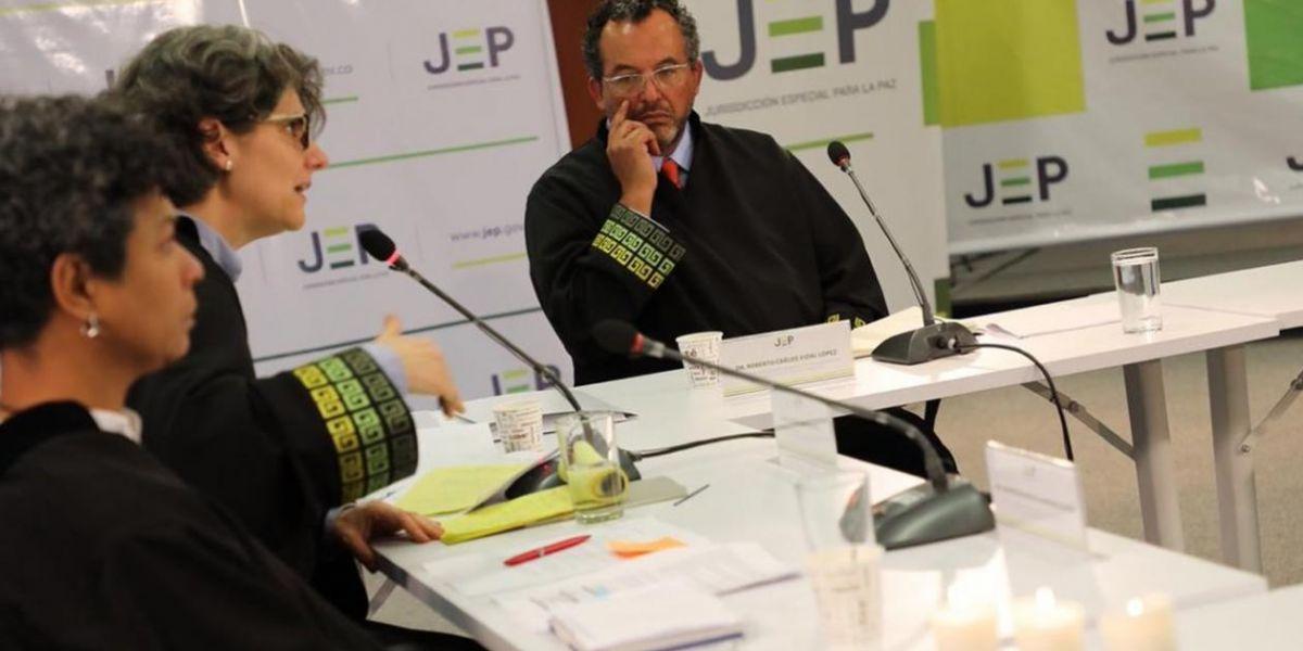La Justicia Especial para la Paz (JEP)