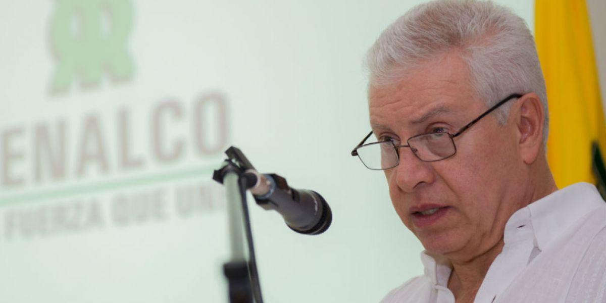 Pedro Marún, presidente de Fenalco.