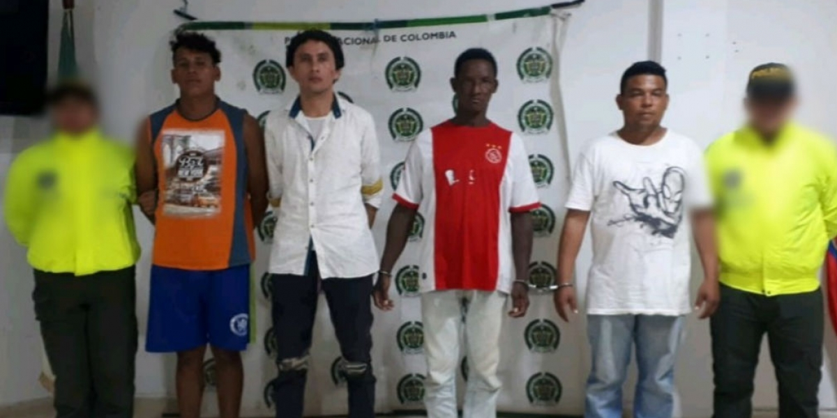 Capturados en Tenerife, por ser los presuntos responsables de la violación de la menor de 3 años.