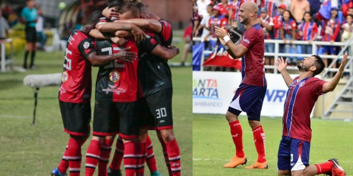 Cúcuta Deportivo- Unión Magdalena