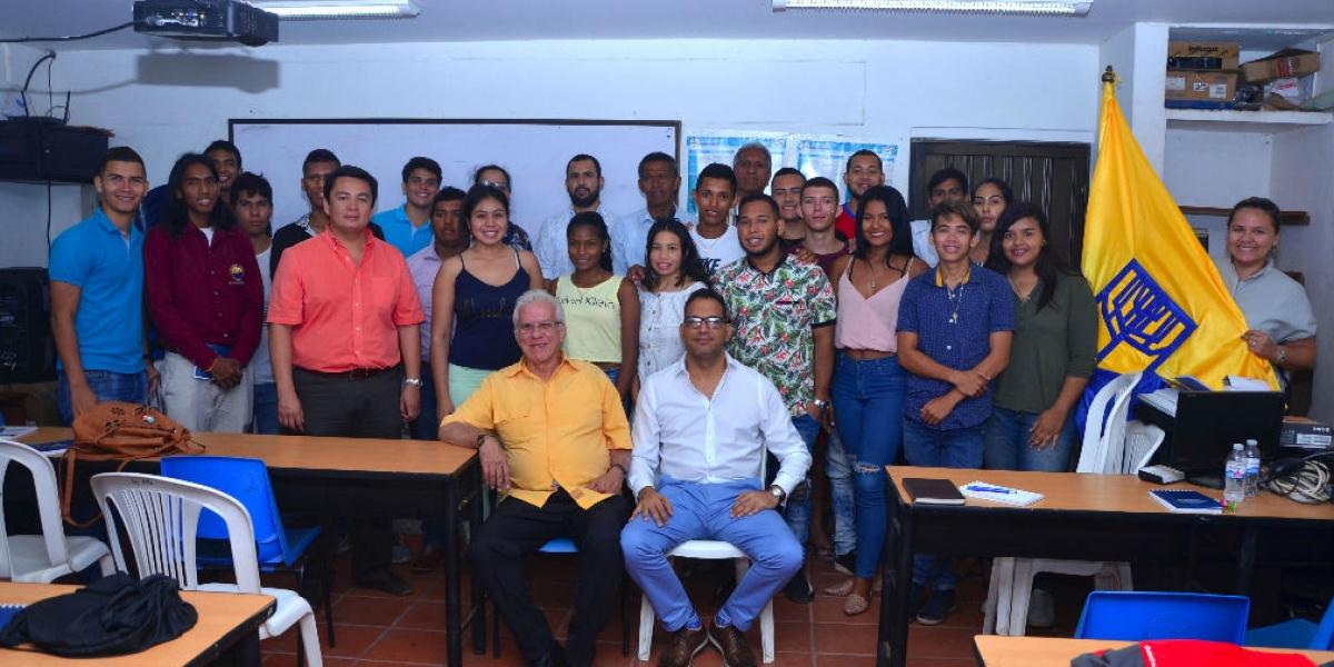 La Sergio lanzó diplomado en Liderazgo Humanista y Organización Comunitaria.