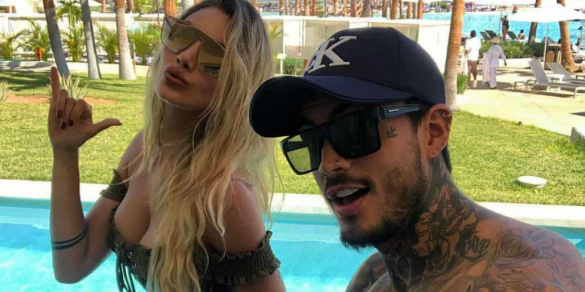 Melina y Mateo.