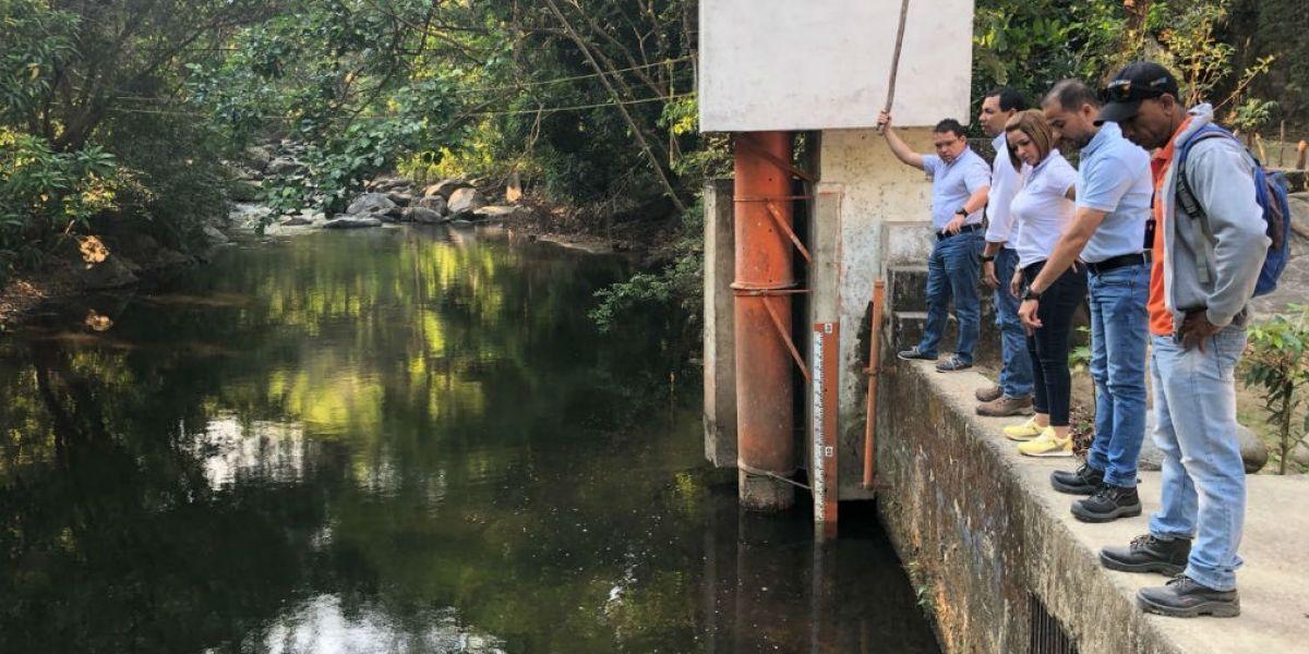 La primera fase traería el agua de los ríos Toribio y Córdoba.