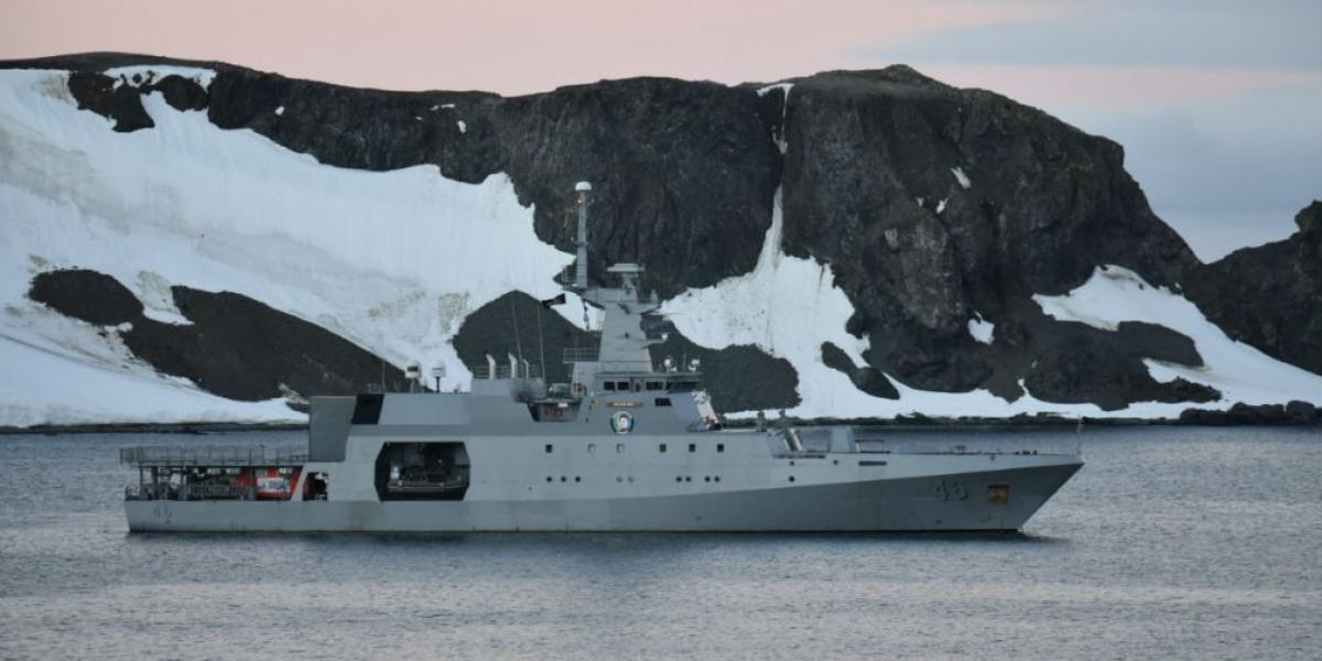 Expedicionarios en la Antártica contarán sobre los procesos que llevaron a cabo durante su visita en esta parte del mundo.