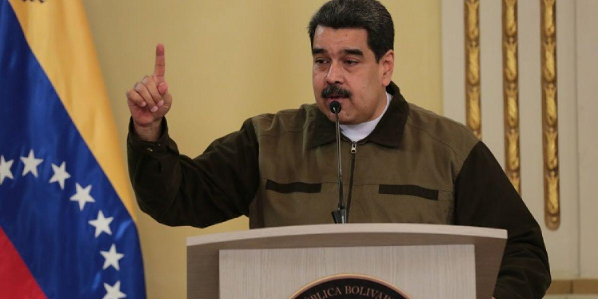 Nicolás Maduro, presidente venezolano.