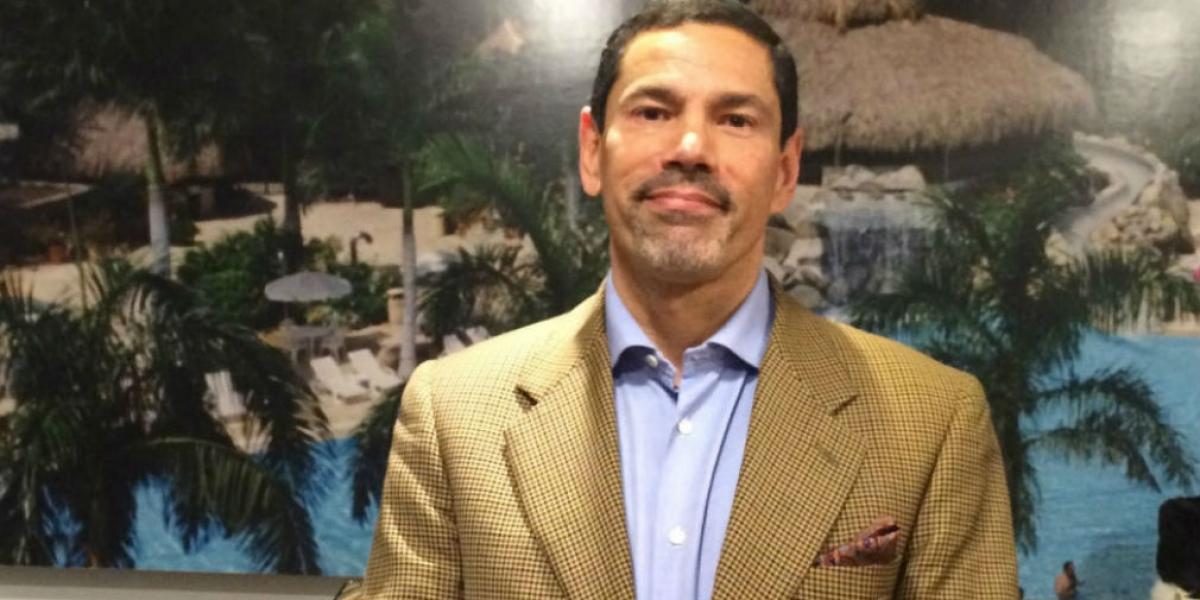 Héctor Mario Diaz Herrera, presidente de la junta directiva del Hotel Irotama.