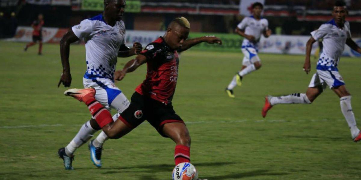 Final entre Cúcuta Deportivo y Unión Magdalena.