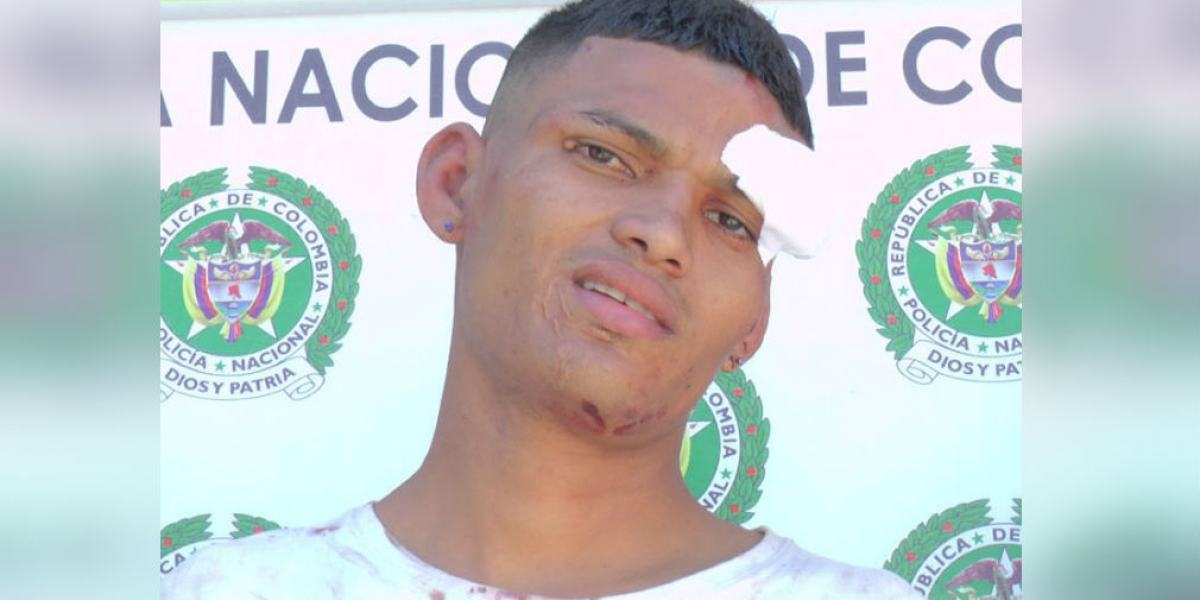 Ignacio José Acosta, alias 'Nachito'.