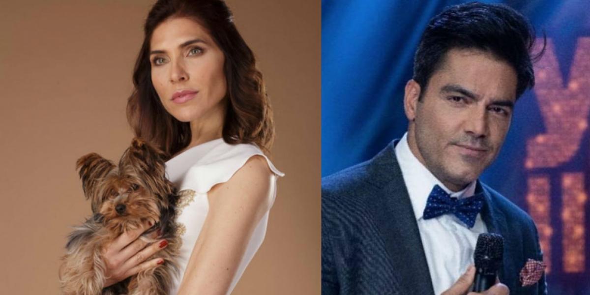 Lorena Meritano y Ernesto Calzadilla