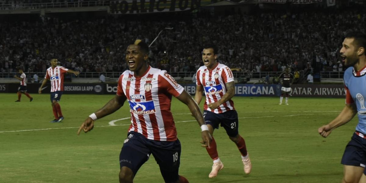 El gol del conjunto rojiblanco lo anotó Yony González.