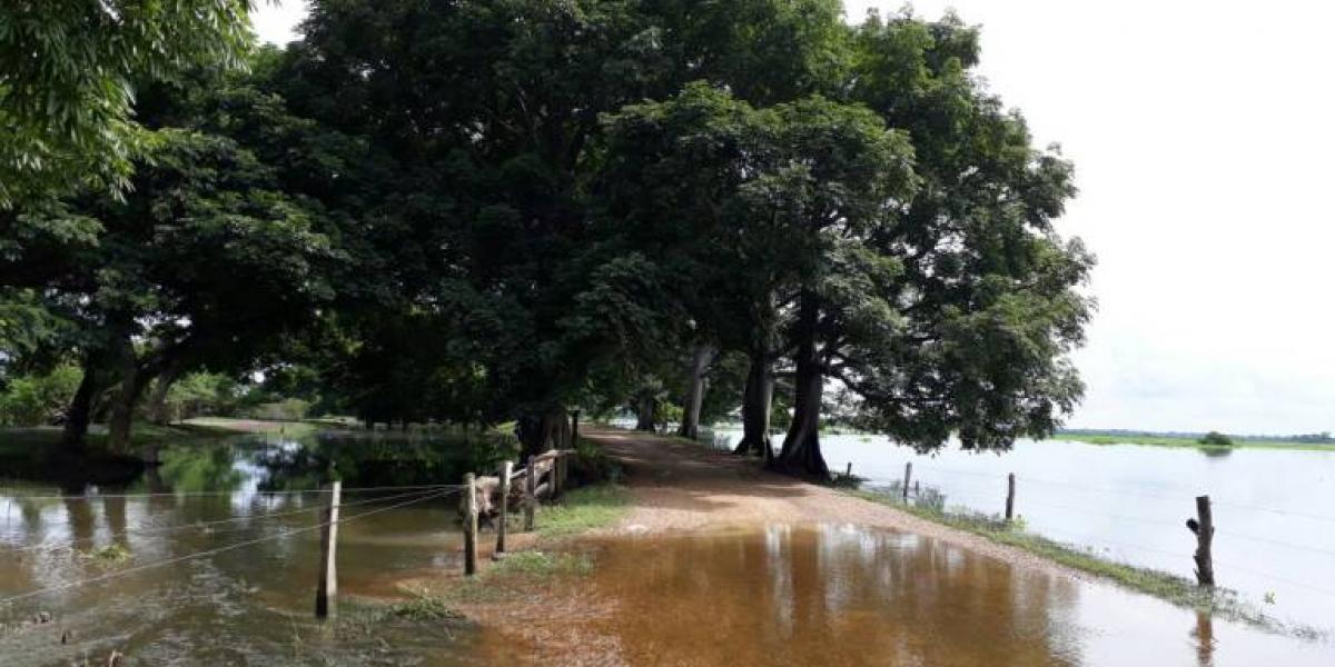 El proyecto rehabilitará el  dique de protección contra inundaciones ubicado entre la cabecera municipal de Santa Ana y el corregimiento de Barro Blanco de esa misma localidad.