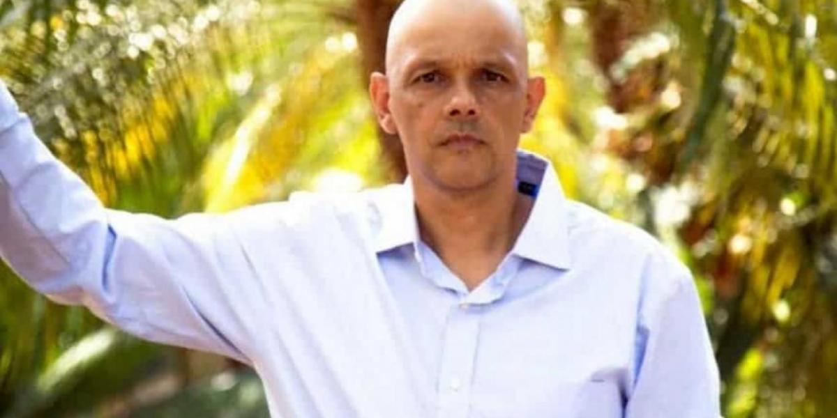 Hernán Darío Velásquez Saldarriaga, alias 'El Paisa'.