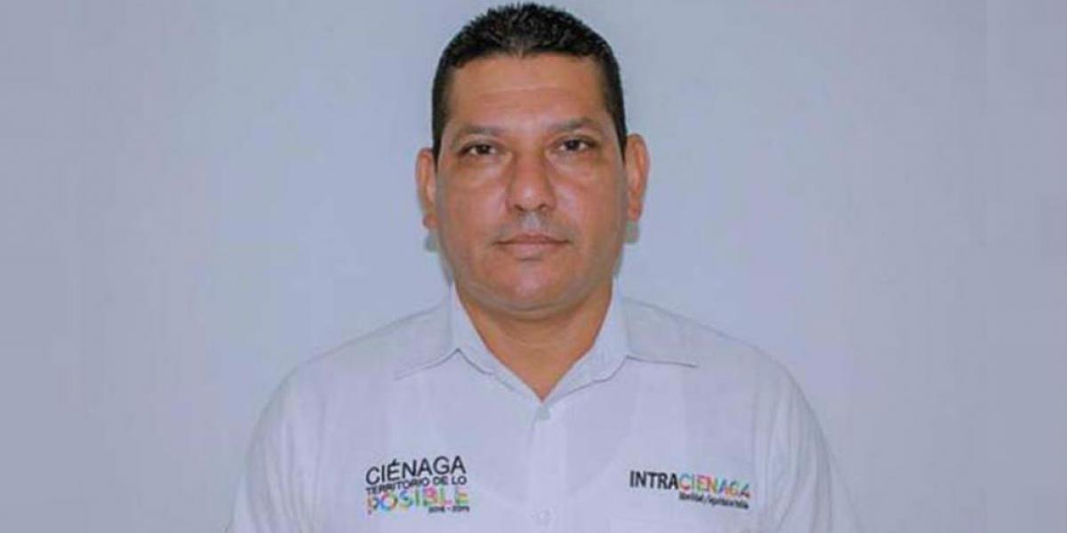 Luis Alberto Consuegra Romero.
