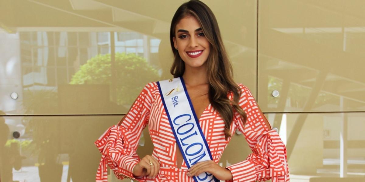 Valeria Morales, Miss Colombia