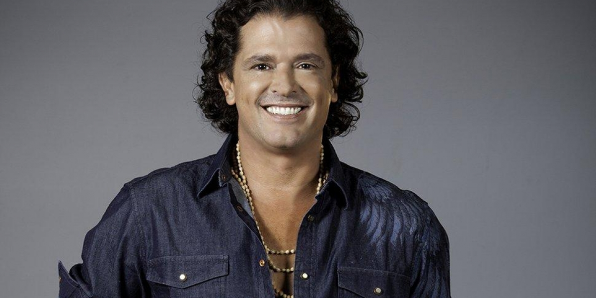 Carlos vives, Cantautor Samario.