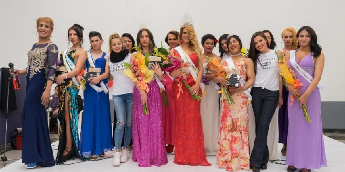 Miss La Modelo 2018.