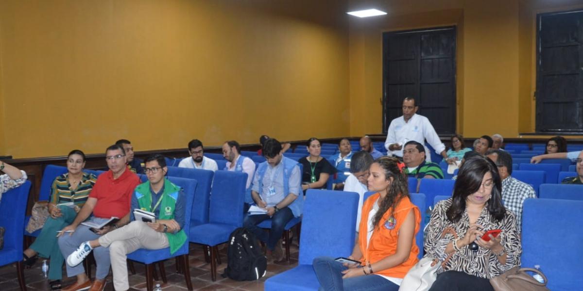 Diferentes organismos participaron en las mesas de trabajos en búsqueda de soluciones al tema migratorio con los venezolanos.