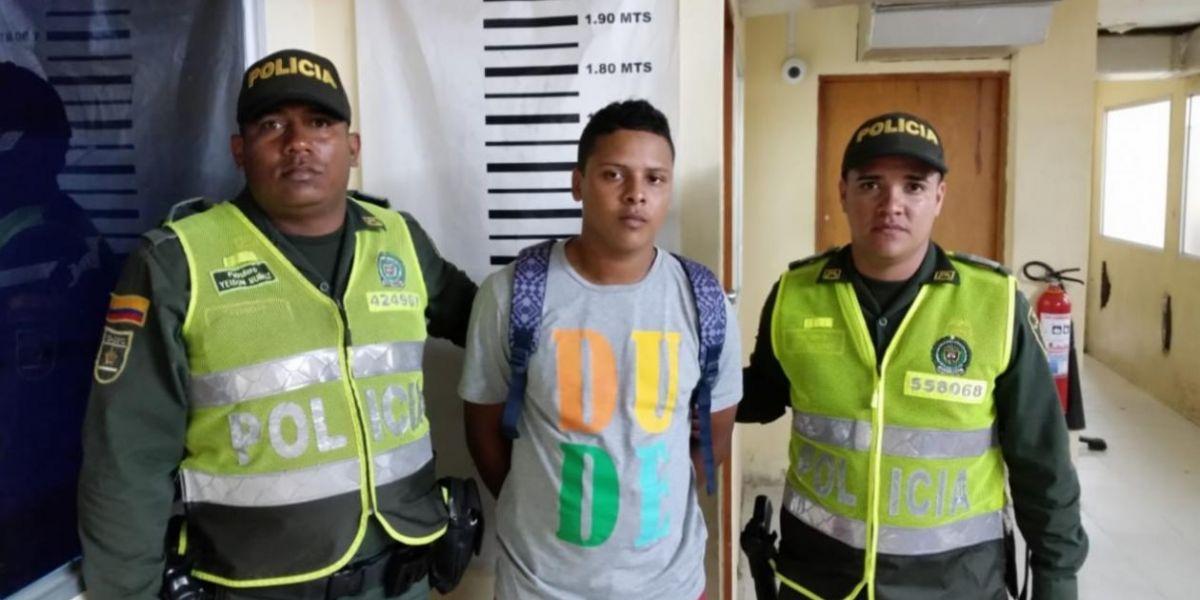 Danilo fue dejado en libertad por un juez de control de garantías.