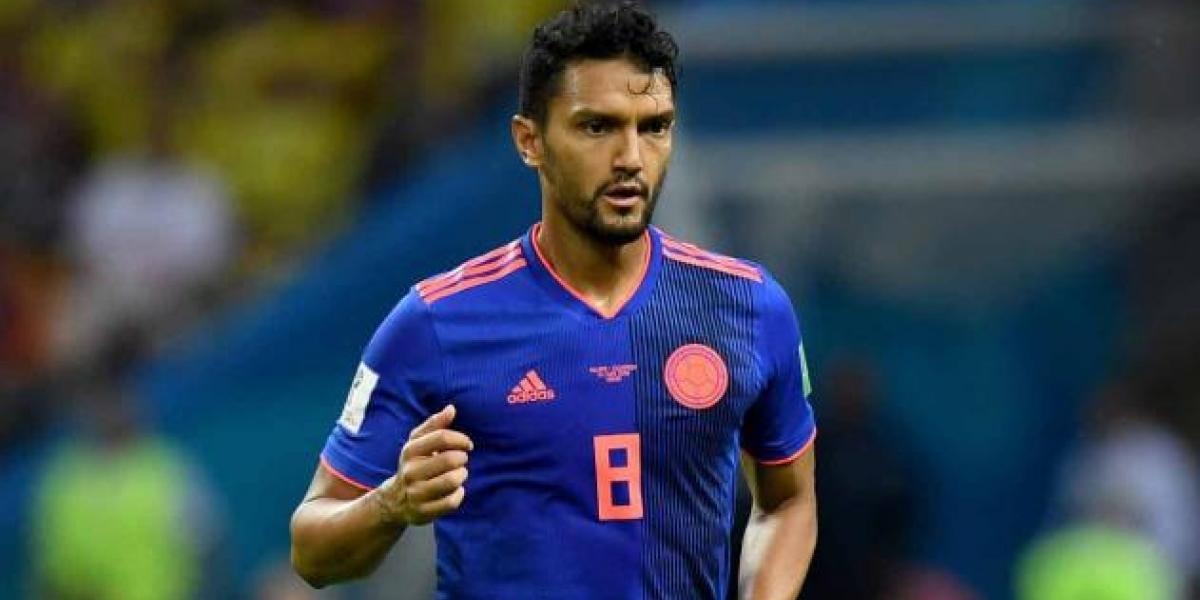 El volante disputó dos mundiales con la selección Colombia.