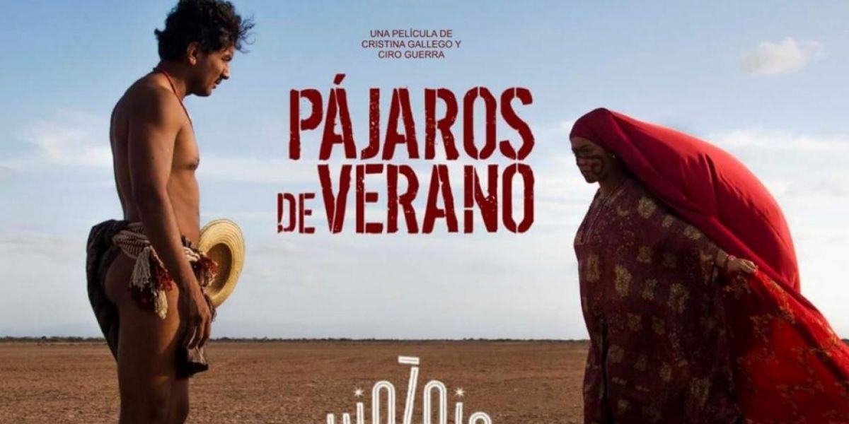 'Pájaros de verano' fue premiada recientemente en los Premios Fénix del cine iberoamericano.