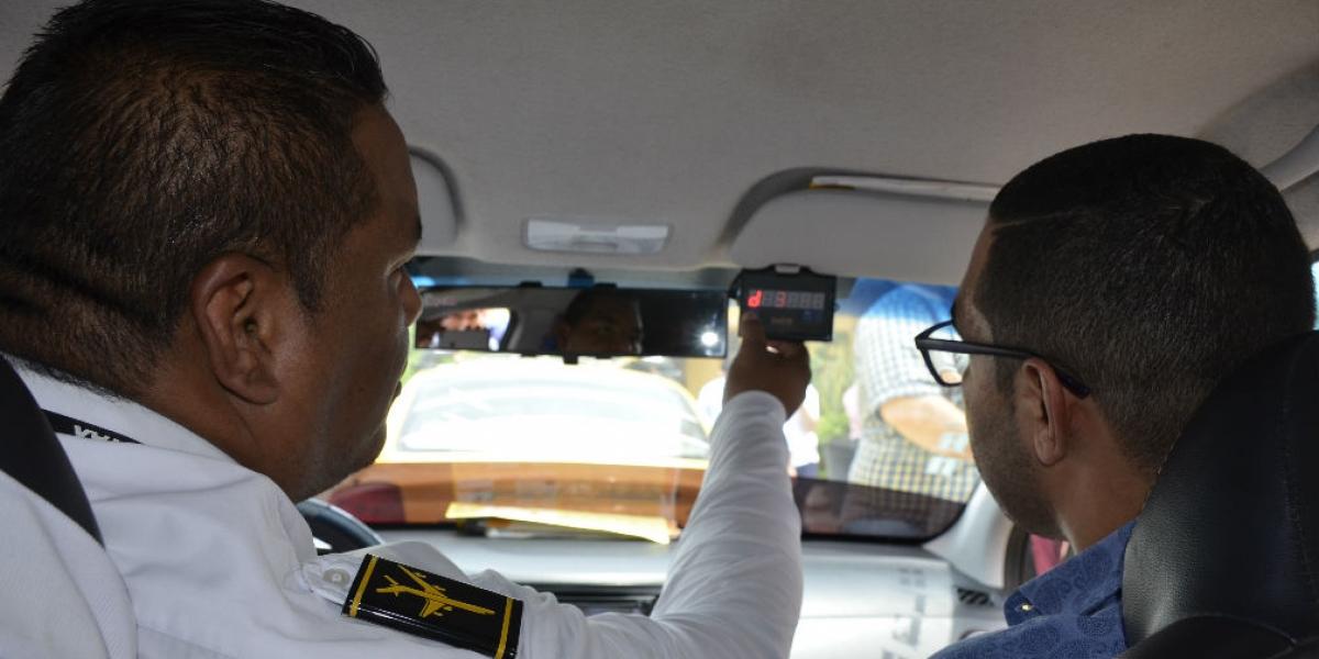 Hasta la fecha 37 conductores han sido bloqueados desde Movilidad por presentar varios reportes y proceso por la mala prestación del servicio.