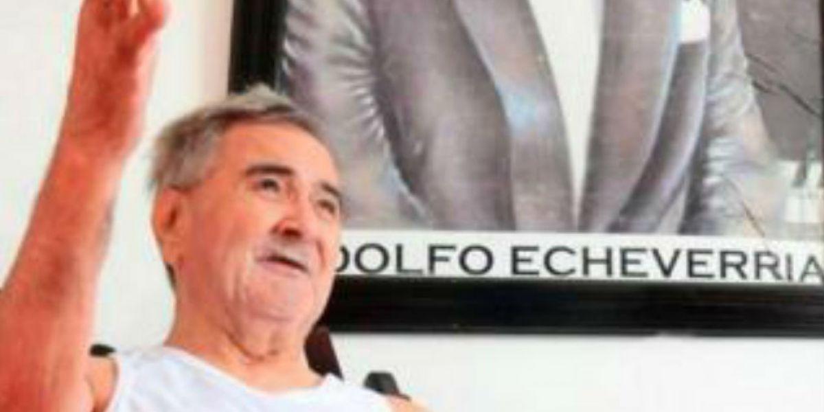 Falleció el maestro Adolfo Ernesto Echeverría Comas