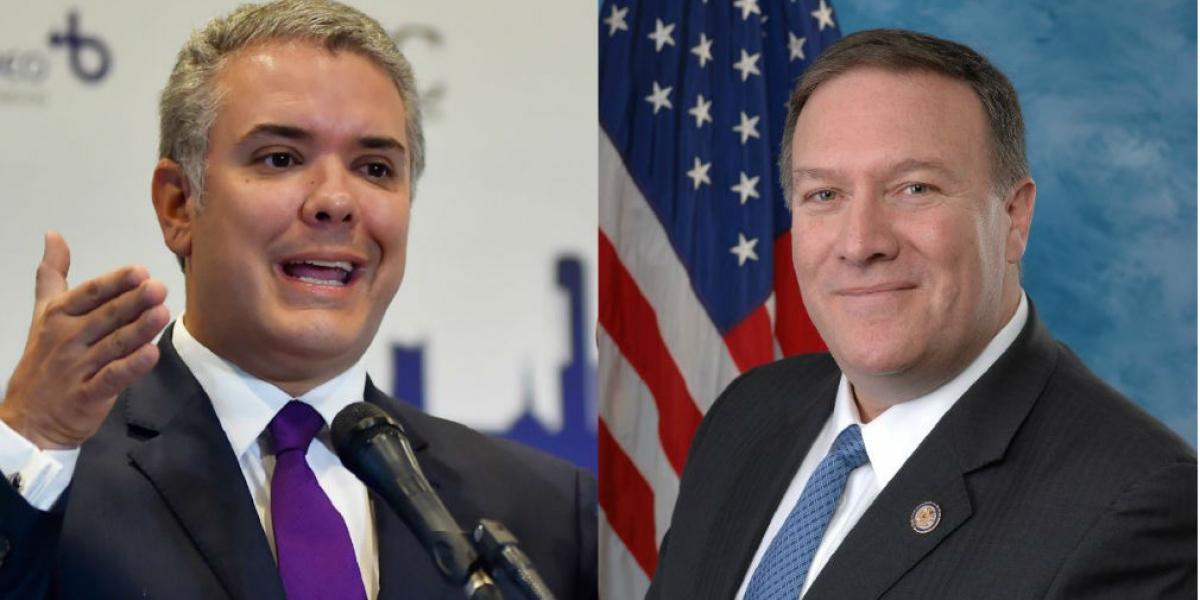 Secretario de Estado de EE.UU. visitará Colombia el 2 de enero