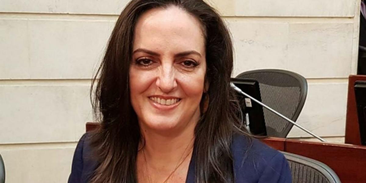 Senadora María Fernanda Cabal