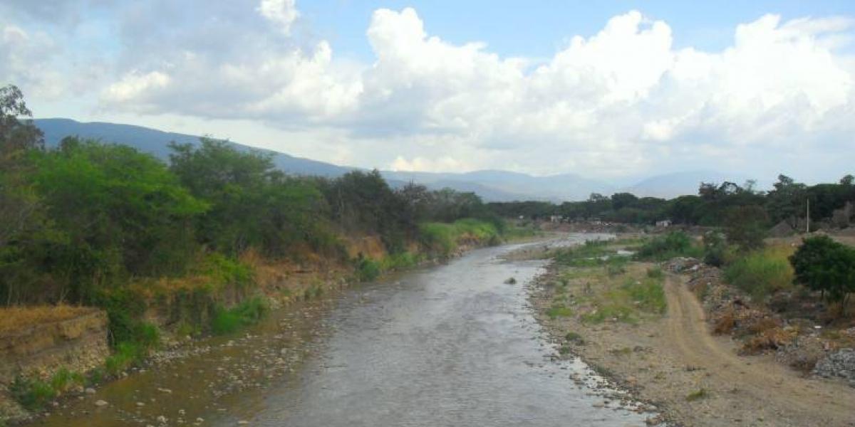 Frontera colombo venezolana.