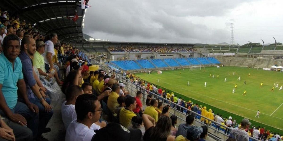 Estadio Sierra Nevada - Imagen de referencia.