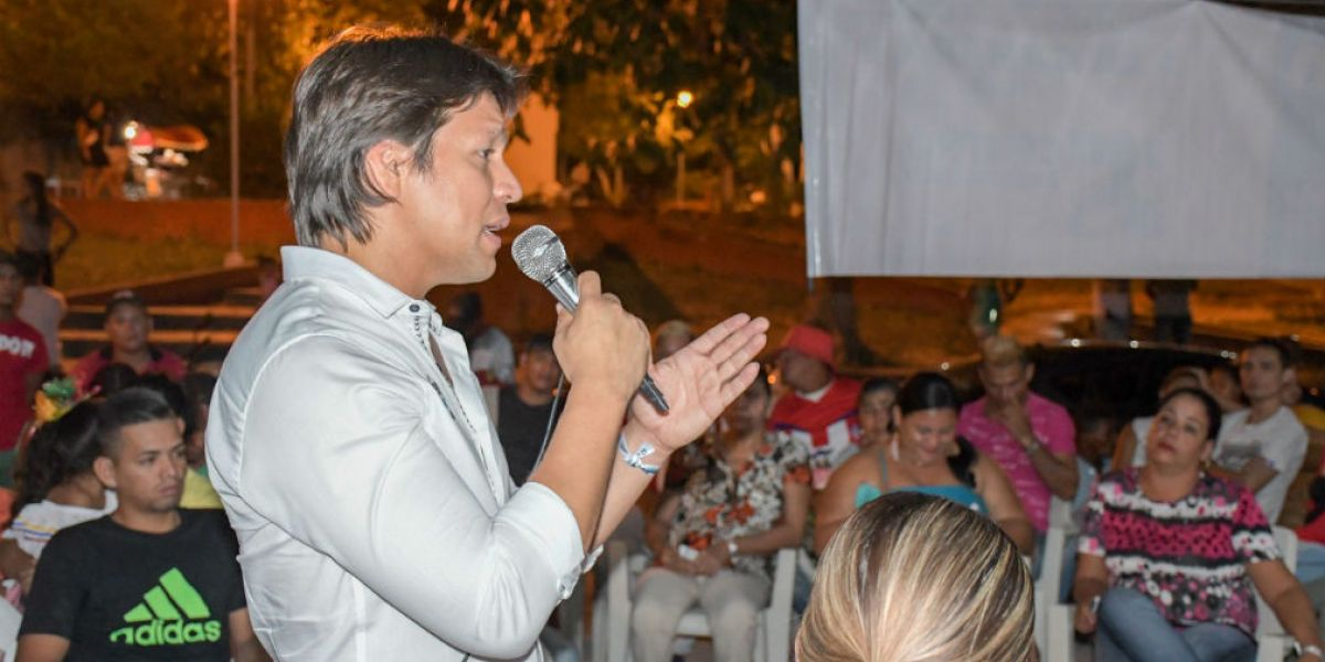 Rubén Jiménez.